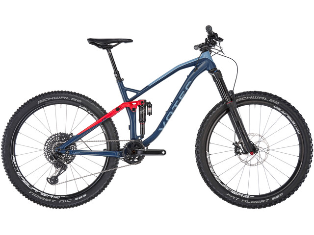 """VOTEC VM Pro - All Mountain Fully 27,5"""" - blue-red"""
